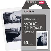 富士 instax mini胶片/相纸 黑白胶片