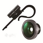 雷盟 ST100 广角 微距 鱼眼 三合一手机镜头