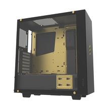 NZXT 恩杰  S340 ELite FUXK达人定制版(钢化玻璃侧板/内部电镀工艺/限量珍藏/邢凯定制/信仰之选)产品图片主图