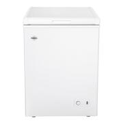 晶弘 BC/BD-102D1 102升小型迷你家用冷藏冷冻转换冷柜白色