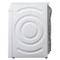西门子  WM14U5C00W 9公斤 变频  滚筒洗衣机  LED显示  触摸控制  智能除渍  (白色)产品图片4