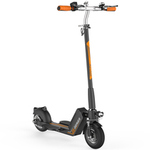 Airwheel 智能电动滑板车 电动自行车折叠电动车 升级 Z5黑色单刹版产品图片主图