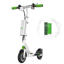 Airwheel 智能电动滑板车 电动自行车折叠电动车 福斯爵士K5 15-20KM产品图片主图