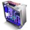 金河田 银狐 水冷游戏机箱 (ATX/钢化玻璃全侧透/双U3/支持360水排)产品图片3