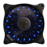 超频三 星空 机箱风扇 (12cm/RGB/小3拼+大四拼接口/6组模式/7种颜色/机箱散热风扇)