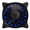超频三 星空 机箱风扇 (12cm/RGB/小3拼+大四拼接口/6组模式/7种颜色/机箱散热风扇)产品图片1