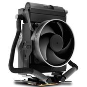 酷冷 MasterLiquid Maker 92 CPU水风冷散热器(多平台/结构可正吹下吹/微水道铜底/低噪)