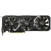 索泰 GeForce GTX1060-6GD5 6GD5 霹雳 T3 OC 1569-1784/8008MHz 6G/192bit GDDR5 PCI-E显卡