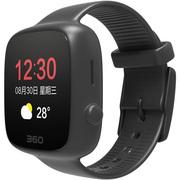 360 亲情手表 老人智能定位电话手表 语音播报 来电提醒  老人手表手机手环 红色黑色套装 礼品礼物