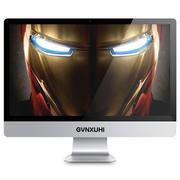 技讯(GVNXUHI) JXD2301 23.6英寸家用游戏一体机电脑(i5-2520M 4G 120G 2G独显  WIFI 无线键鼠 DOS)银白色