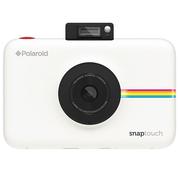 宝丽来 Snap Touch 拍立得相机 白色 (1300万 1080P  3.5英寸触屏 预览打印 手机蓝牙 可编辑)