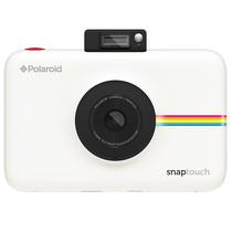 宝丽来 Snap Touch 拍立得相机 白色 (1300万 1080P  3.5英寸触屏 预览打印 手机蓝牙 可编辑)产品图片主图