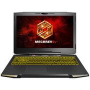 机械革命 深海泰坦X6Ti-S(黑曜金)15.6英寸游戏笔记本 i7 8G 128GSSD+1T 10系独显 IPS win10