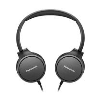 松下 RP-HF500 黑色 立体声 音乐耳机 动态音效强劲产品图片主图
