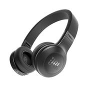 JBL E45BT 黑色 可折叠便携头戴式蓝牙耳机 无线立体声音乐耳机