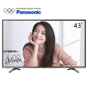 松下 TH-43DX400C 43英寸HDR14核4K企鹅TV智能电视(黑色)
