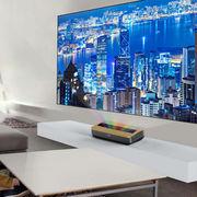 长虹 100Q3LZP 超短焦全高清人工智能激光影院电视(罗马金)