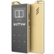清华同方 T&F-W200金色8G运动MP3 MP4HIFI无损音乐播放器随身听有屏录音笔