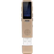 清华同方 智能录音笔T&F-A11金色16G