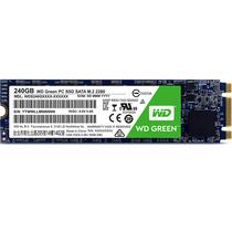 西部数据  Green系列 240G M.2接口 固态硬盘(S240G1G0B)产品图片主图