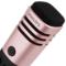 飞利浦 K38001手机麦克风唱吧全民k歌主播直播专用话筒 苹果安卓电容麦 电脑家庭K歌 玫瑰金产品图片4