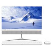 联想  AIO 510 致美一体机台式电脑 23英寸(I7-6700T 8G 1T+128SSD GT940MX 2G显卡 win10)白