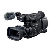 JVC JY-HM85ACH  肩扛式婚庆/会议高清摄录一体机(黑色)