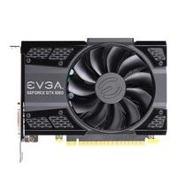 EVGA GTX1050TI 4G SC GAMING ACX 2.0 1354-1468MHz/7008MHz 128bit D5 显卡产品图片主图