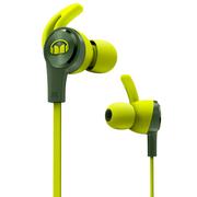 魔声  iSport Achieve 爱运动有线 入耳式耳机 带麦 绿色