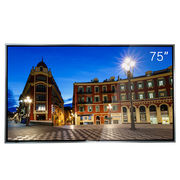 美丽加 EHT75M03A UHD真4K网络智能防爆钢化玻璃LED液晶KTV影吧酒店商业显示