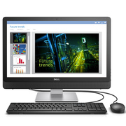 戴尔 VOSTRO 5460-R1208S 23.8英寸一体电脑 (奔腾G4400T 4G 500G Win10)