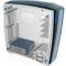 迎广 H-Frame2.0 蓝白 全塔机箱(支持EATX主板/30周年限量版/自带1065W白金全模组透光电源)产品图片2