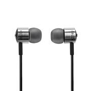 爱科技AKG K374U 入耳式耳机 线控手机耳机 HIFI音乐耳机 带麦克风话筒 银色