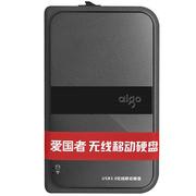 爱国者 HD816 2TB 无线移动硬盘 USB3.0 黑色