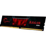 芝奇  AEGIS系列 DDR4 2400频率 8G 台式机内存(黑红色)