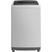美的 MB55V30 5.5公斤全自动波轮洗衣机(灰色) 8段水位 桶自洁