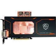 技嘉  GTX1080 XTREME 开放式水冷 1759-1898MHz/10206MHz 8G/256bit GDDR5X显卡
