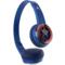 漫步者 漫威定制 W580BT 无线蓝牙4.0语音通话耳机 美国队长版产品图片2