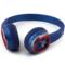 漫步者 漫威定制 W580BT 无线蓝牙4.0语音通话耳机 美国队长版产品图片3
