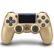 索尼 PlayStation 4 游戏手柄(金色)2016年新型号