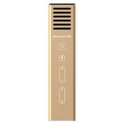 纽曼  NM202 手机麦克风变声 唱吧全民k歌主播专用话筒 苹果安卓直播电容麦 香槟金