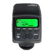唯卓 JY610N II 尼康D610 D90 D7000 D7100自动测光TTL闪光灯离机外置外拍机顶闪光灯 迷你小巧