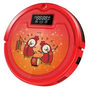 海尔 大宝鸡(M365plus)扫地机器人家用吸尘器全自动智能拖地机(新年鸡年定制款)
