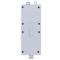 得力 18262 新国标安全门8位3米插座/插排/插线板/接线板(8组合孔) 白色产品图片3