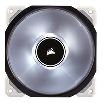 海盗船 ML120 PRO LED 磁悬浮高风压量 机箱风扇 (LED白光/12CM)产品图片主图