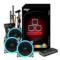 爱国者 月光宝盒A5 手机APP控制智能版 机箱风扇*3磁吸附灯条*2(远程电脑开关机/256色灯光模式)产品图片3