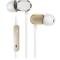 爱科技AKG N20C 入耳式耳机 立体声音乐耳机 手机耳机 苹果安卓双系统切换三键耳机 金色产品图片1