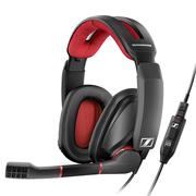 森海塞尔 GSP 350专业游戏线控耳机 黑色