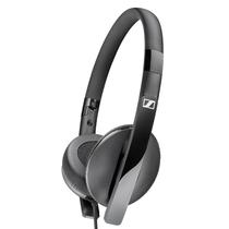 森海塞尔  HD 2.20s 封闭贴耳式便携耳机 黑色产品图片主图