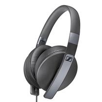 森海塞尔  HD 4.20S 封闭包耳式立体声线控可折叠耳机 黑色产品图片主图